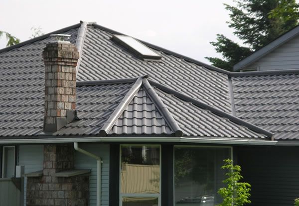 Metal roofing photos in charlotte nc for Tin roof styles